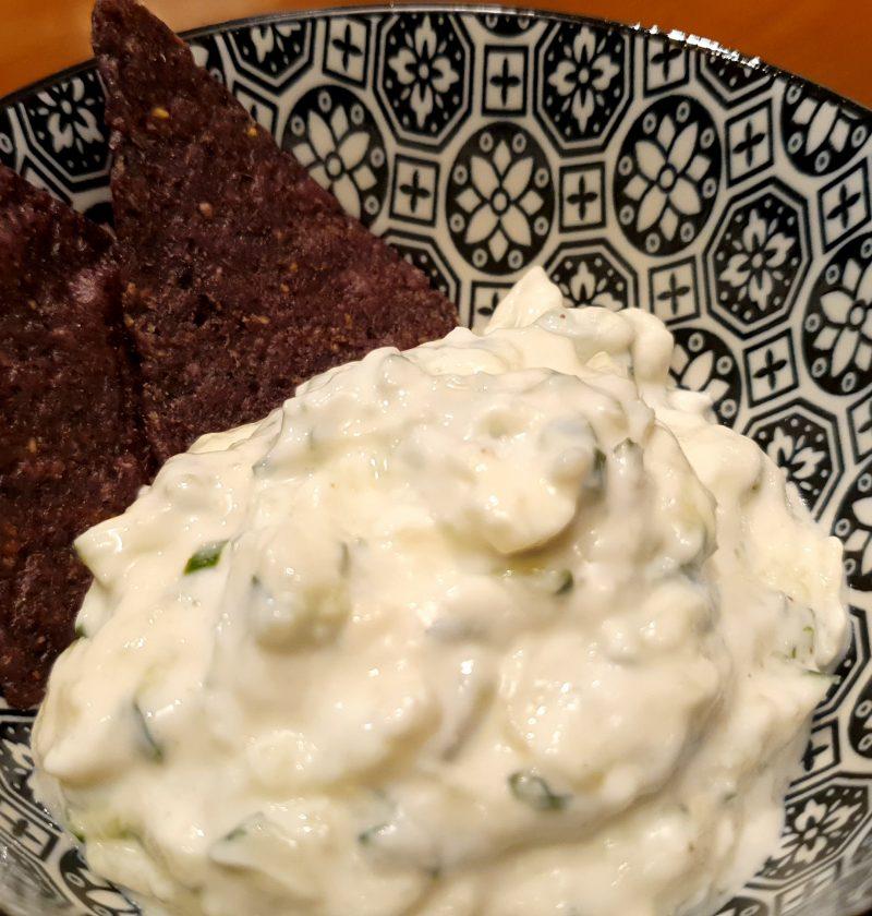 tzatziky greek dip sauce yogurt