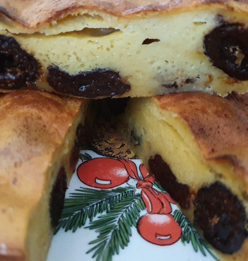 far breton plums cake