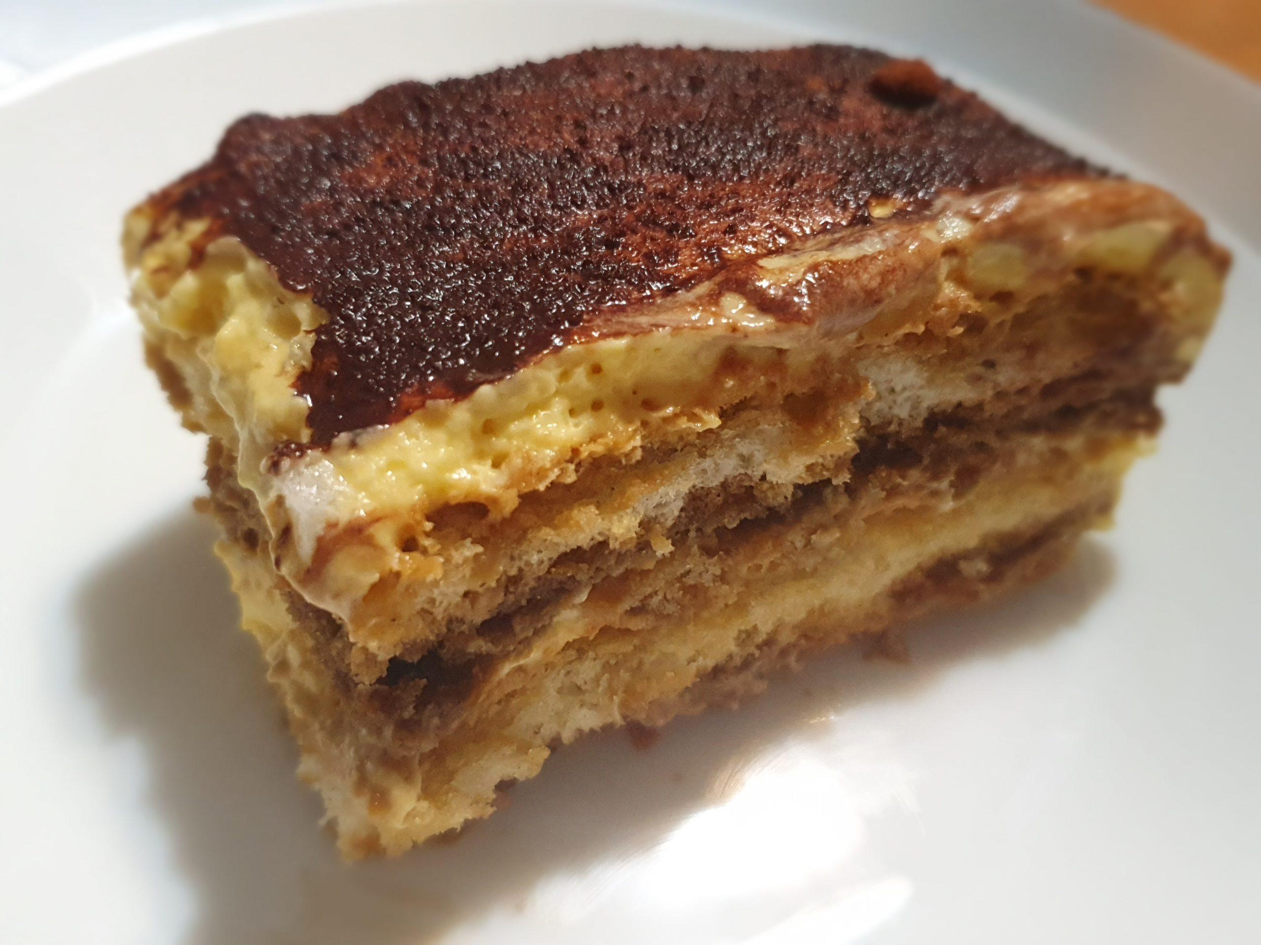 italian tiramisu recipe