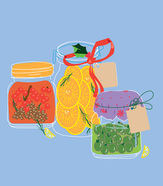 canned preserved food recipes