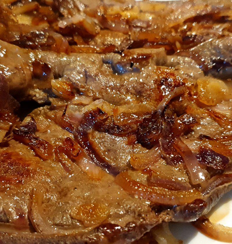 italian liver steak venetian recipe