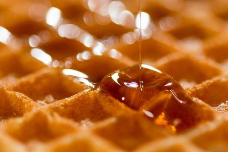 waffle breakfast homemade recipe
