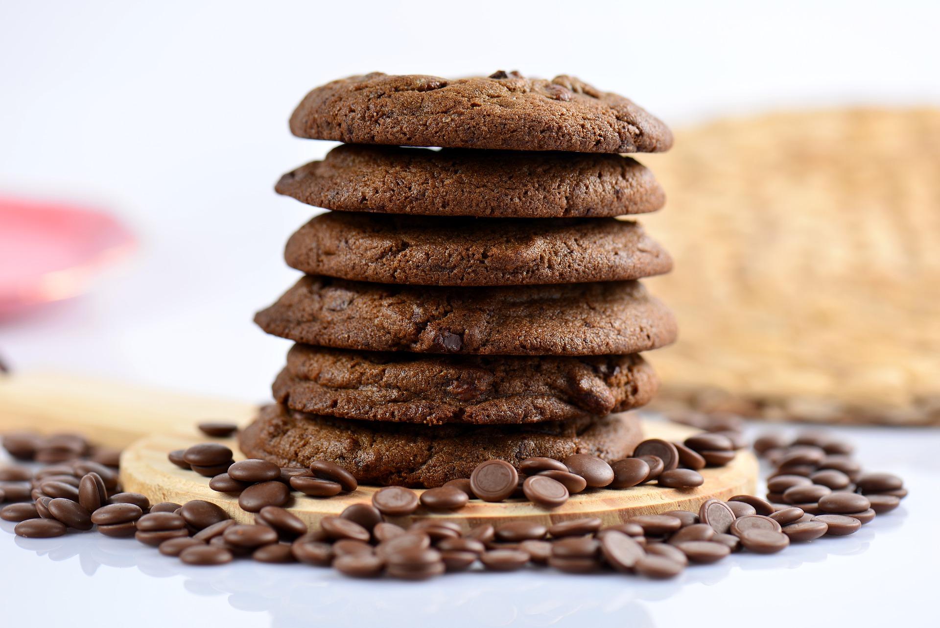 triple chocolate cookies recipe